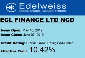 ECL Finance NCD