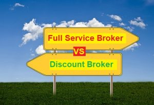 Full Service Broker Vs Discount Broker