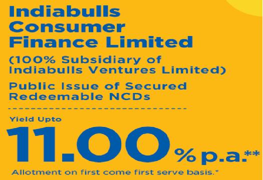 Indiabulls Consumer NCD
