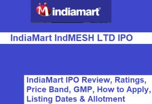 Indiamart IPO