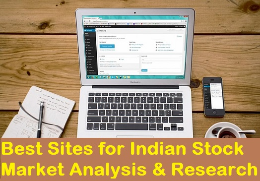 Indian stock market websites