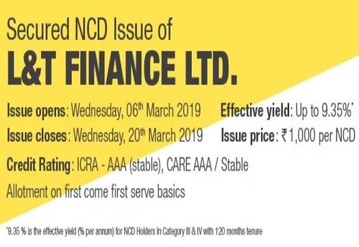 L&T Finance NCD