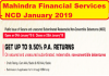 Mahindra Finance NCD