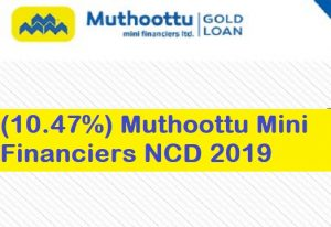 Muthoottu Mini Financiers NCD