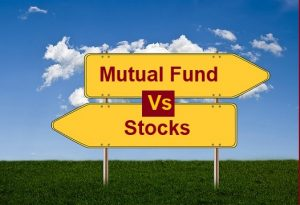 Mutual Fund vs Stock