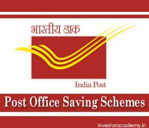 Post Office Saving Schemes