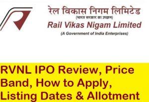 RVNL IPO
