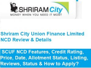 Shriram City NCD