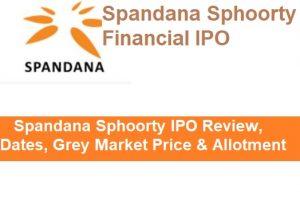 Spandana Spoorthy IPO