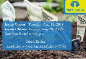 Tata Capital Finance NCD