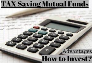Tax Saving Mutual fund