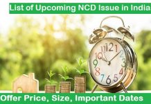 Upcoming NCD 2019