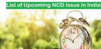 Upcoming NCD 2019
