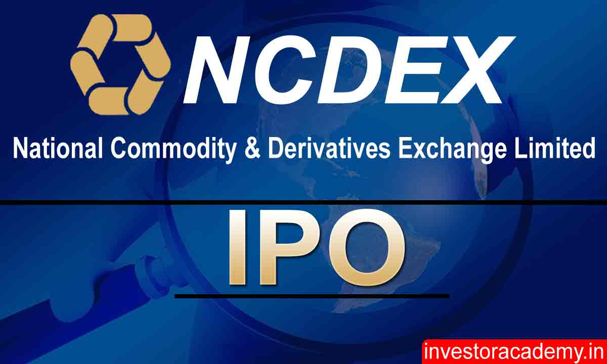 Ncdex Ipo Date Review Gmp Price Band Allotment Details Investor Academy